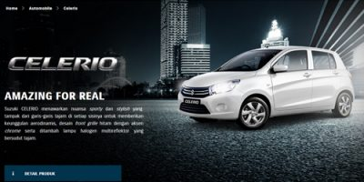 suzuki all new celerio