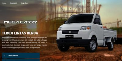 suzuki apv pick-up mega carry