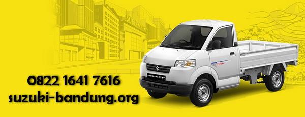 kredit Suzuki Mega Carry bandung