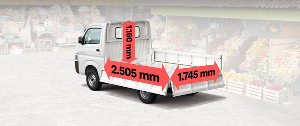 suzuki new carry pick up bandung 2
