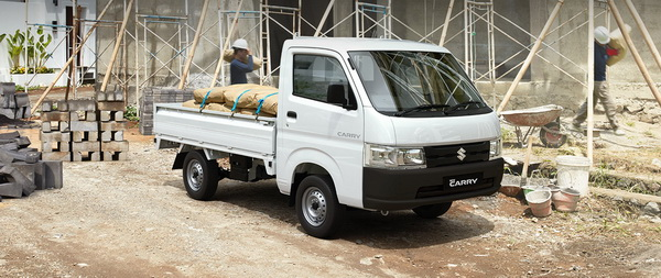 suzuki new carry pick up bandung 3
